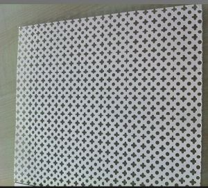 Stainless Steel Perforated Decorative Metal Mesh Sheet pictures & photos
