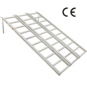 Aluminum Tri-Fold Foldable Ramp