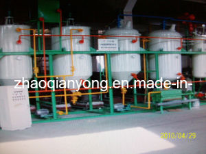 2014 Small Cooking Oil Refinery Equipment pictures & photos