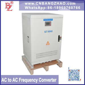 80kw Static State Frequency Converters Suitable for All Load pictures & photos