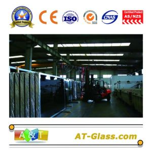 4mm, 5mm, 6mm, 8mm, 10mm Reflective Glass/Coated Glass/Tinted Glass/Reflective Float Glass Used for Building/Curtain Wall pictures & photos