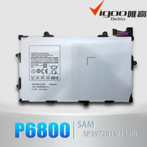 for Samsung Galaxy Tab P6800 Battery with Good Quality (P6800) pictures & photos