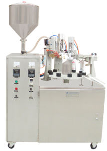 Hair, Skin, Body, Shoes, Chemical Product Filling and Sealing Machine (GH-FW50) pictures & photos