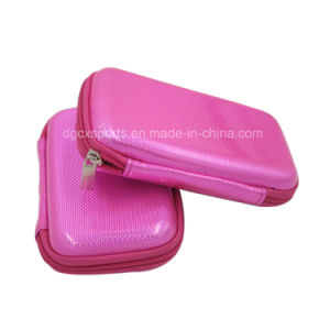 2017 cosmetic Zipper Lock EVA Bag with High Glossy Surface pictures & photos