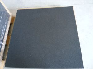 Rubber Gym Floor Tile 1m x 1m x 15mm pictures & photos