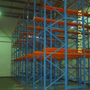 China Manufacturer Warehouse Drive-in Pallet Racking pictures & photos