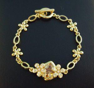 Charm Pewter Alloy Bracelet (SB801001)