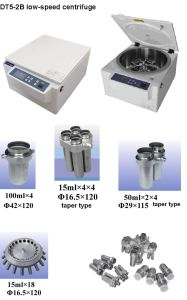 Laboratory / Medical Beauty Tretment Low-Speed Centrifuge pictures & photos