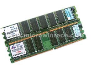 DDR1 & DDR2 & DDR3 RAM Memory Module