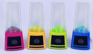 Dancing LED Water Speaker (SHSP008) pictures & photos