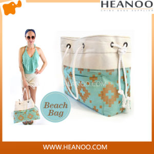 2016 New Design High Quality Ladies Fashion Straw Beach Bag pictures & photos
