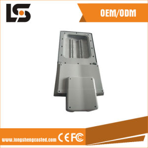 Casting Aluminum Empty Shell for Linear Lighting Fixtures