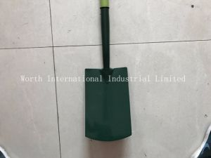 Germany Type Iron Fiberglass Handle Spade pictures & photos