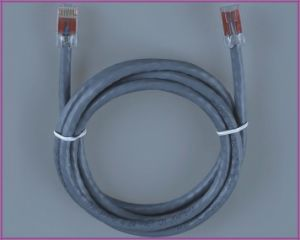 CAT6 Patch Cable/LAN Cable/CAT6 UTP/FTP Patch Cord pictures & photos