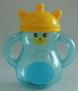 Feeding Bottle Rattle (No. 3302)