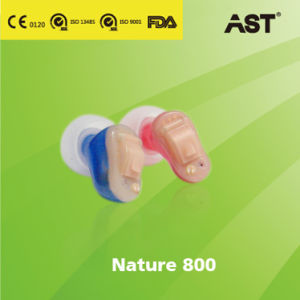 Instantfit Hearing Aid - Nature 800