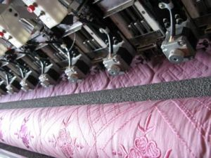 Quilting Embroidery Machinery