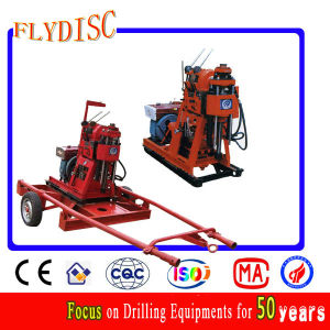 Light Compact Drilling Rig (XUL-100)