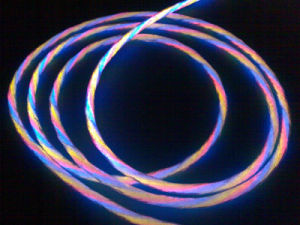 Stranded Side Glow Cable (126 strands) pictures & photos