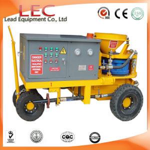 Lsz3000 Electric Motor Drive Spray Concrete Wet Mix Shotcrete Machine pictures & photos