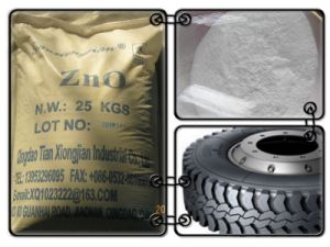 Zinc Oxide Nanometer Grade for Rubber Mixing and Millig pictures & photos