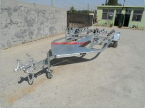 Wave Runner Trailer (gray roller and without tool box) pictures & photos