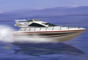 R/C Speed Boat (3837)