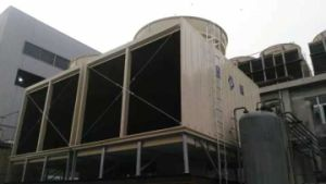 Double Cells Jn Series Cross Flow Square Water Cooling Tower with High Performance pictures & photos