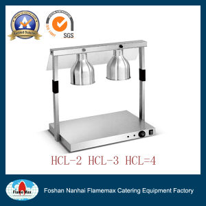 HCl-3 Hot Slae 3-Head Warming Lamp (with thermostat) pictures & photos
