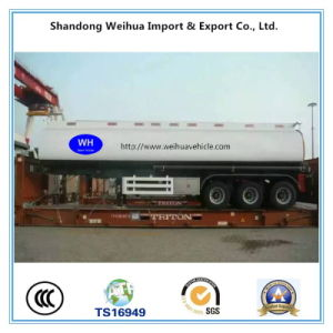 Hot Saling 50000L Oil / Fuel Tanker of Semi Trailer pictures & photos