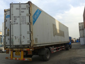 40hc Refrigerated Container Used Rayfore Qingdao pictures & photos