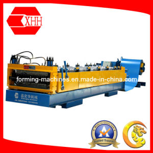Double Layer Roof Panel Machine Colored Steel Sheet Roll Forming Machine pictures & photos