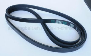 High Quality Industrial Rubber Poly V Belt / Ribbed Belt pictures & photos