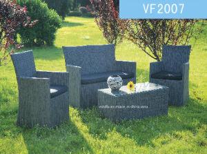 Outdoor Textilene Sofa Set Leisure Furniture pictures & photos