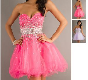 Sparkling Beaded Skirt Short Evening Dresses (ED3025) pictures & photos