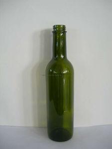 375ml Bordeaux Glass Wine Bottle