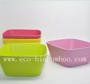 (BC-B2011) High Quality Natural Bamboo Fiber Tableware Bowl pictures & photos
