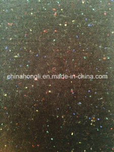 C/P 95/5, 180GSM, Single Jersey Knitting Fabric with Color Neps for T-Shirt pictures & photos