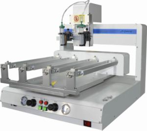 Injection Molding Machinery adhesive Dispenser Machine machine Making pictures & photos