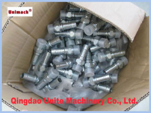 Galvanize Forge Hydraulic Metric Fittings (10411) pictures & photos
