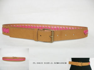 Fashion Ladies Belt (FL-0415) pictures & photos