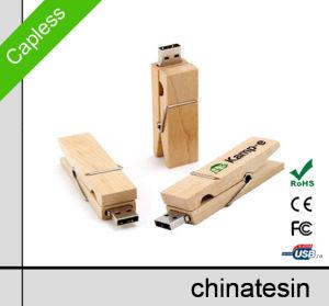 16GB Wooden USB Flash Drive
