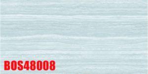 Light Grey Color 400X800mm 5.5mm Thickness Slim Porcelain Tiles pictures & photos
