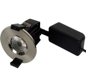Fire Rated 3 Color Settings COB LED Downlight pictures & photos