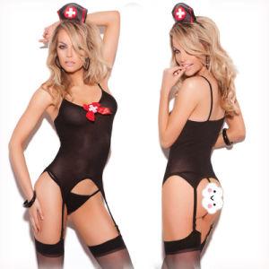 Uniform Temptation Outfit Erotic Adult Sexy Lingerie Wholesale pictures & photos