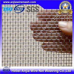 Electro Galvanized Wire Mesh Window Screen pictures & photos