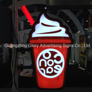 Irregular Vacuum Forming Light Box pictures & photos