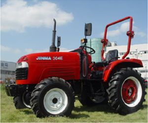 Jinma30 HP Four Wheel Tractor with CE pictures & photos