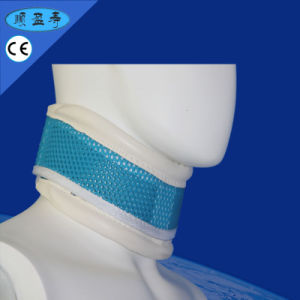 Medical Blue Breathable Comfortable Cervical Neck Support pictures & photos