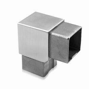 Stainless Steel Square Handrail Fittings pictures & photos